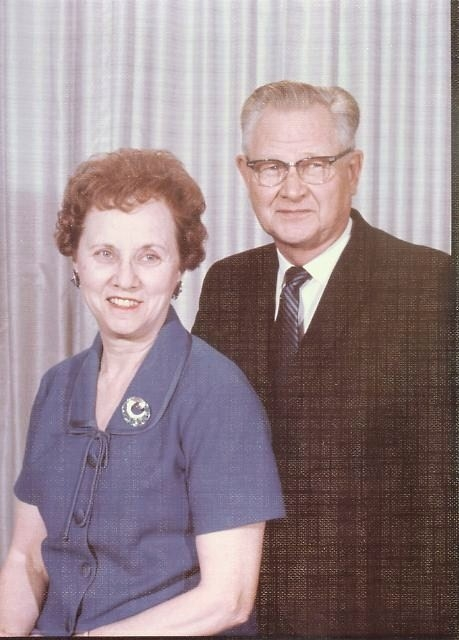 Harold George and Wife