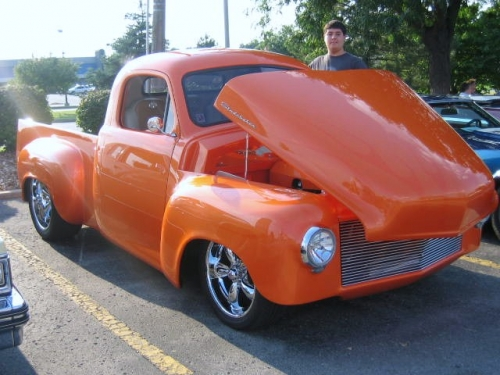 Very Early Highly Modified Studebaker Pickup