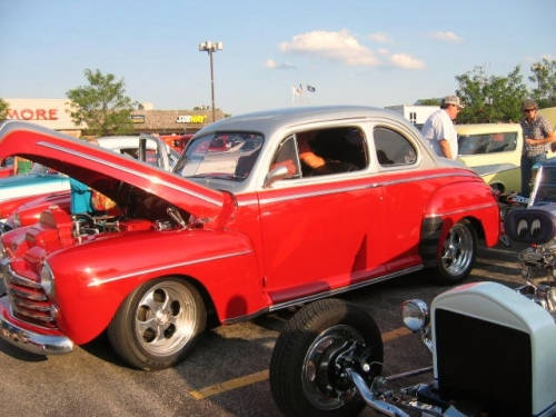 46 - 48 Ford Coup
