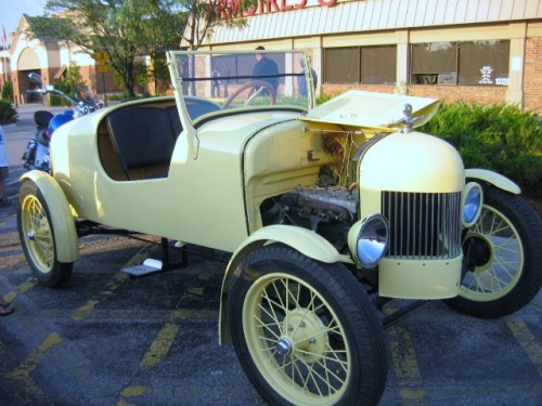 Hand Made Roadster on Early Ford Chassis