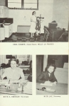 Vera Schmitt, School Nurse; Molly Jo Wagner  Ruth A. Hinckle Secretary  Ruth Joy, Secretary