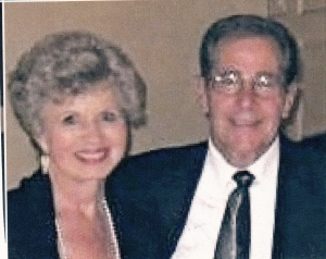 Joanie Phillips and Bill Qualls