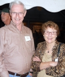 Carol Culp Bybee and husband Terry