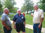 Bob (Warren Haskin's Brother), Lou Asner, George DuBois Hickory Reunion