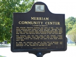 Merriam Grade School - History