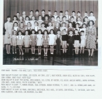 1945/46 First Grade Prairie Grade School  submitted by Roger Pulley