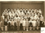 1946 - 1947 Second Grade Teachers Mrs Seicrest and miss Klein Submitted by Sonny Miller and Barb New Smith