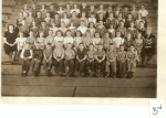 1947 - 1948 3rd Grade Teachers Mrs. Stone Mrs. Sublette Barb New Smith not in this picture had appendix out Submitted by