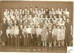 1948 - 1949 4th Grade Teachers Miss Stiles and Miss Turner Submitted by Sonny Miller and Barb New Smith
