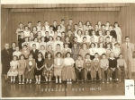 1951 - 1952 7th Grade Submitted by Sonny Miller and Barb New Smith